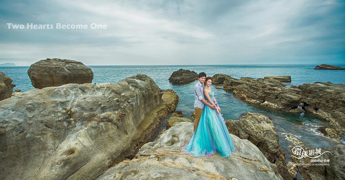 網頁設計, 宜蘭環球影城婚紗